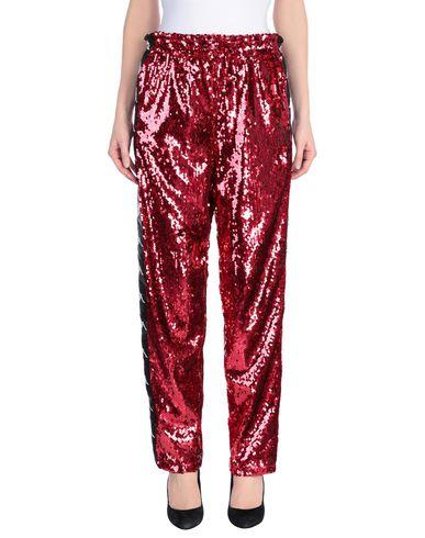 Фото - Повседневные брюки от KAPPA x FAITH CONNEXION красного цвета