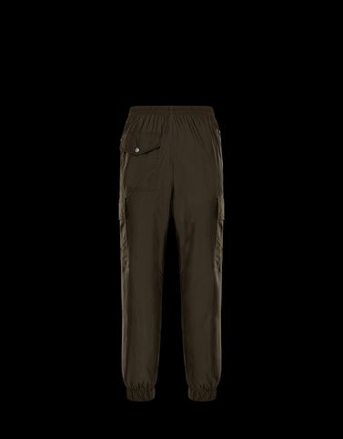 MONCLER CASUAL TROUSER -  - men