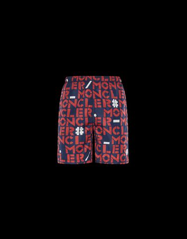 Moncler Pants Man: BERMUDA SHORTS