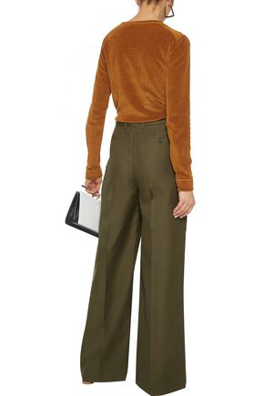 BY MALENE BIRGER Twill wide-leg pants