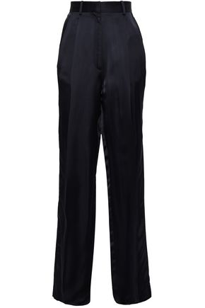 MAISON MARGIELA Satin wide-leg pants