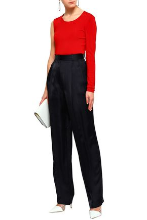 MAISON MARGIELA Satin wide-leg pants