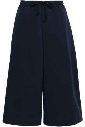 MAISON MARGIELA French cotton-terry culottes