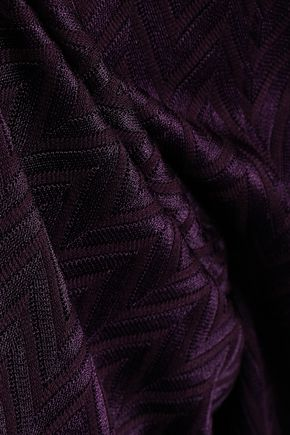 MISSONI Crochet-knit culottes