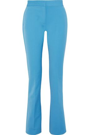 Stretch Cady Bootcut Pants by Victoria, Victoria Beckham