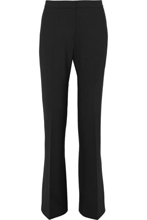 VICTORIA, VICTORIA BECKHAM Cady straight-leg pants