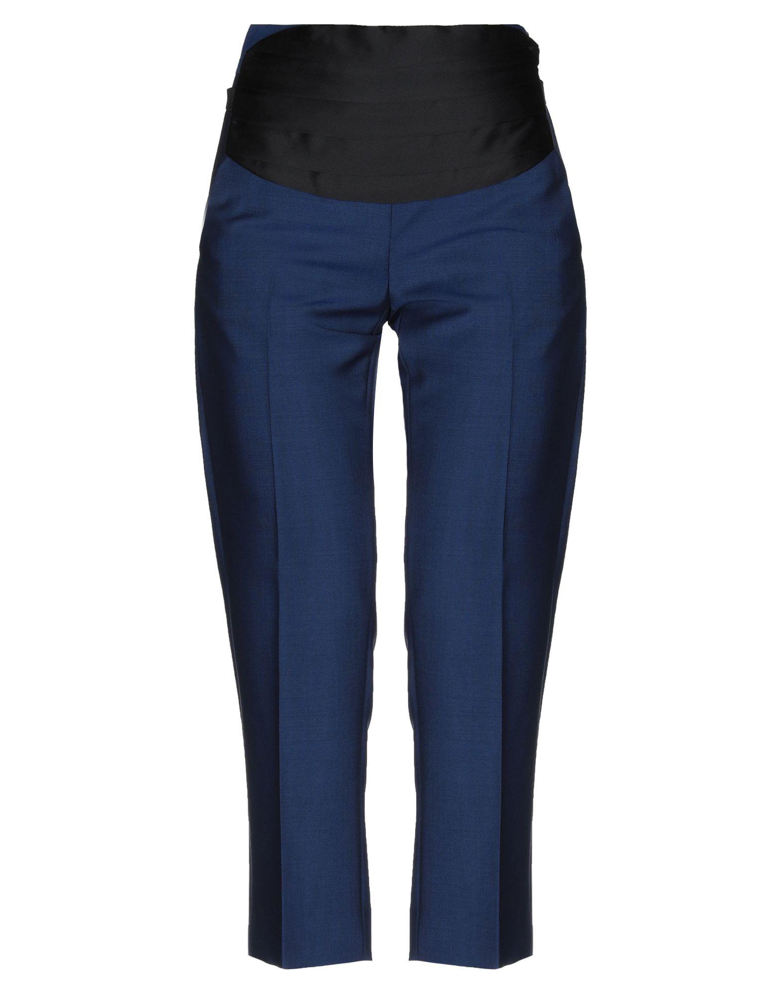 ACNE STUDIOS Повседневные брюки acne studios синий шерстяной шарф canada new