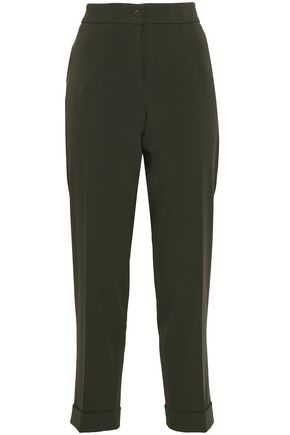 ETRO Crepe tapered pants