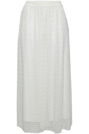 MISSONI Crochet-knit culottes