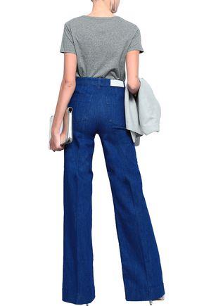 VICTORIA, VICTORIA BECKHAM High-rise flared jeans