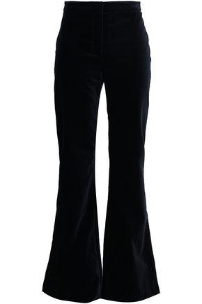 GOAT Velvet wide-leg pants