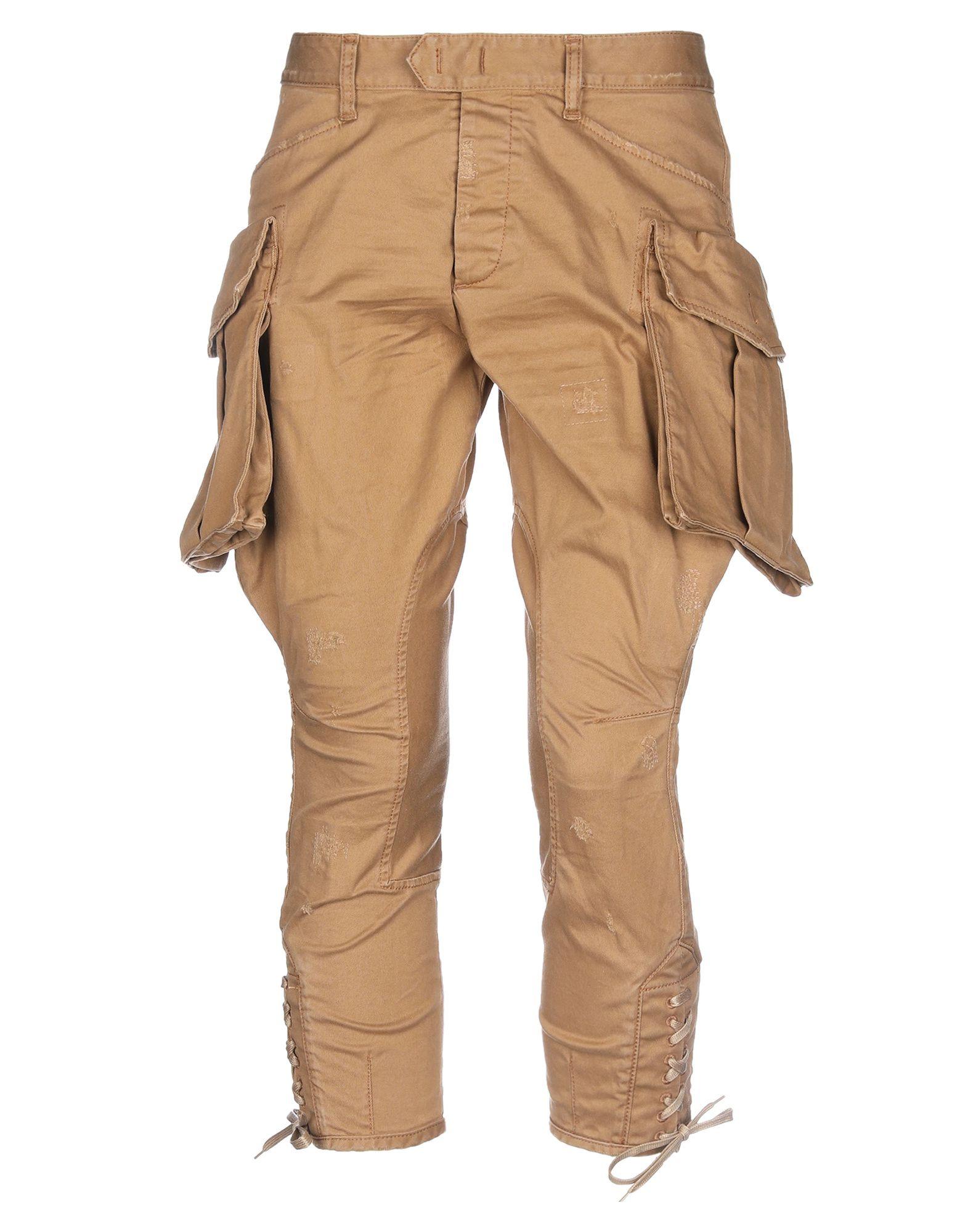DSQUARED2 Брюки-капри hide брюки капри