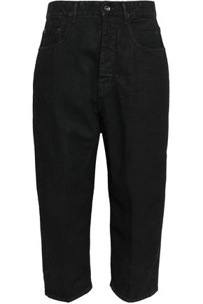 DRKSHDW by RICK OWENS Mid-rise straight-leg pants