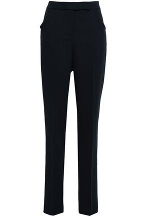 GIORGIO ARMANI Virgin wool straight-leg pants