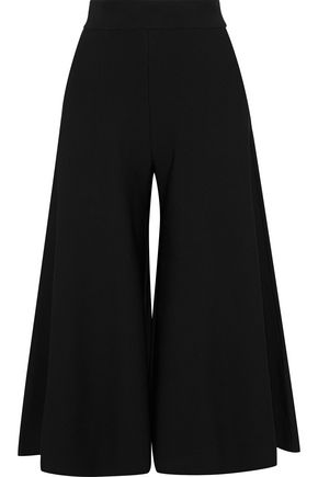 STELLA McCARTNEY Oliver stretch-knit culottes