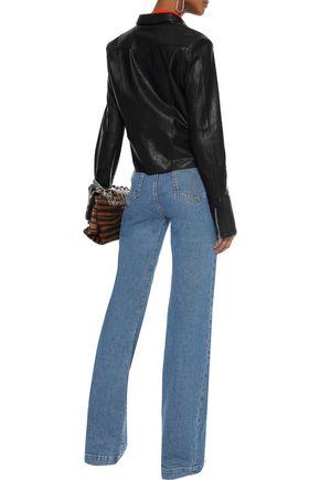 FIORUCCI Blare high-rise flared jeans
