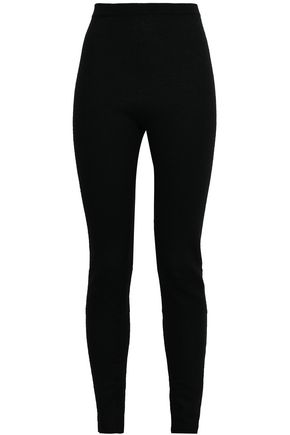 RICK OWENS Cashmere leggings