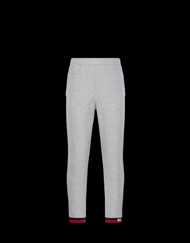 CASUAL TROUSER Light grey Category Casual trousers