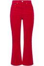 RE/DONE Velvet bootcut pants