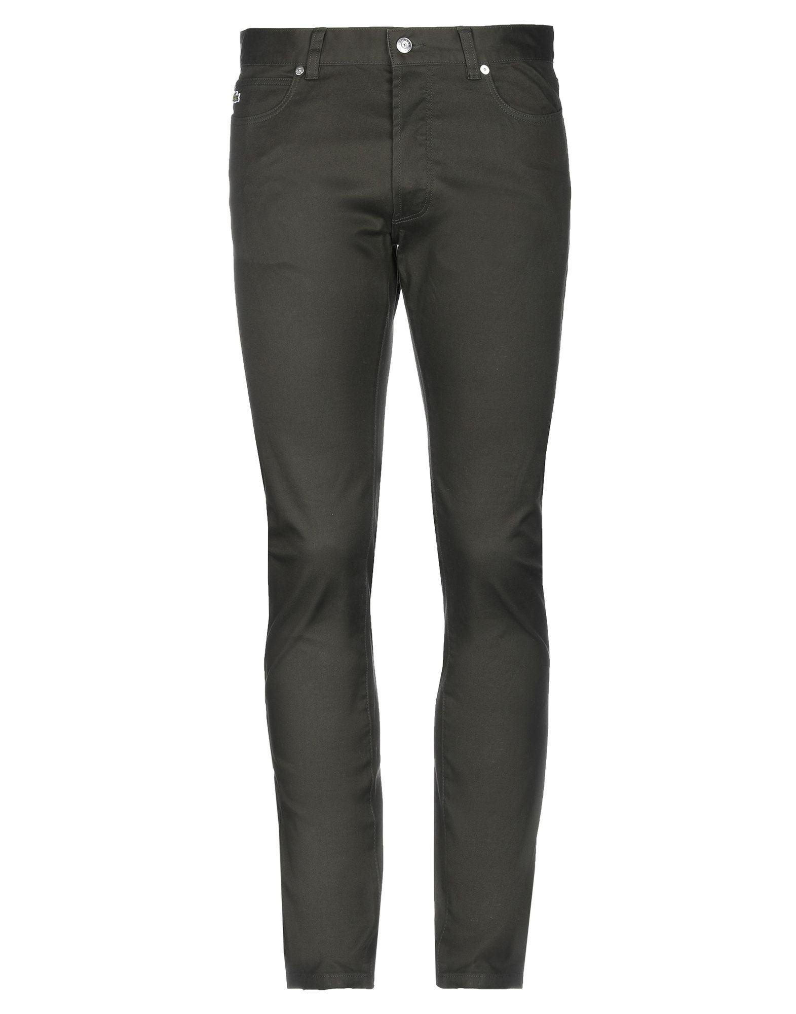 LACOSTE L!VE Повседневные брюки цена 2017