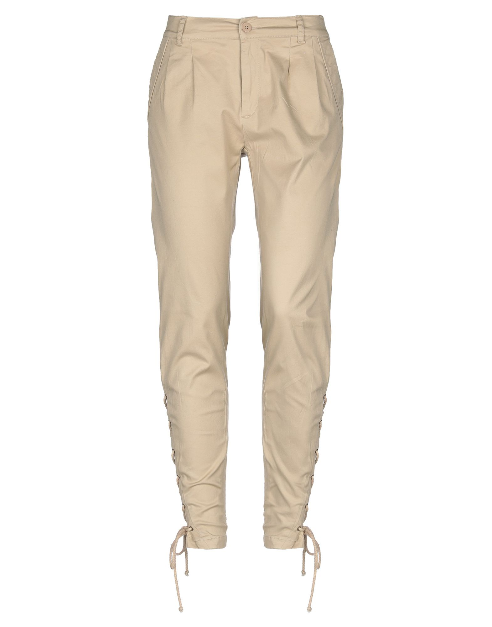 SUPERTRASH Повседневные брюки брюки baon baon ba007emclap4