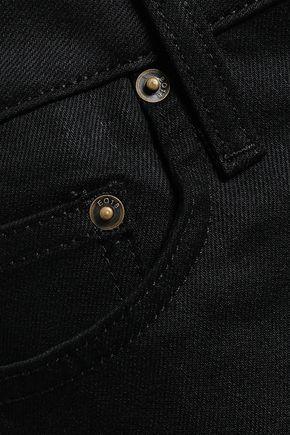 EQUIPMENT High-rise slim-leg jeans