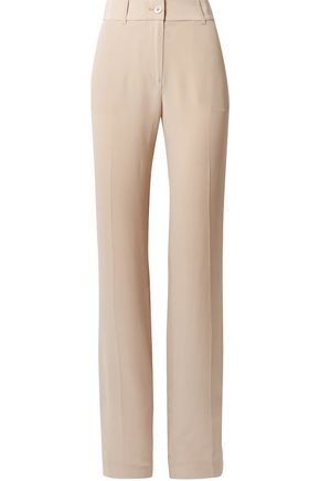 EQUIPMENT Lisa washed-silk wide-leg pants