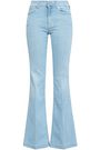 7 FOR ALL MANKIND High-rise flared jeans