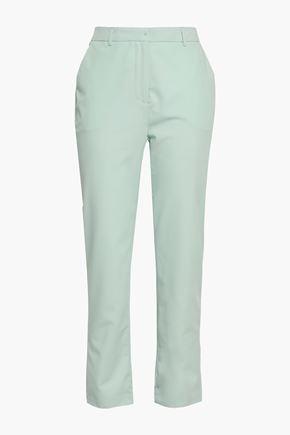 W118 by WALTER BAKER Twill straight-leg pants