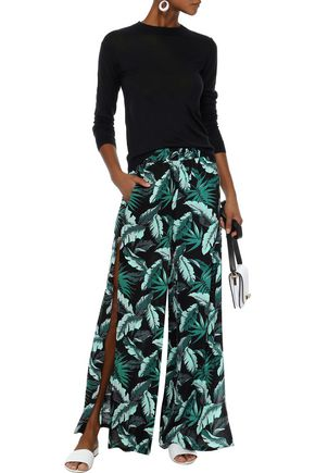0afd17854f464 Designer Wide Leg Pants | Sale Up To 70% Off At THE OUTNET