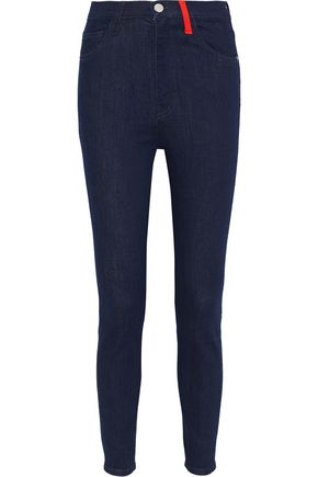 CURRENT/ELLIOTT The Ultra High Waist high-rise skinny jeans