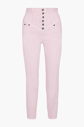 MARISSA WEBB Hartly high-rise skinny jeans