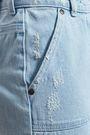 ZIMMERMANN Corsair distressed high-rise bootcut jeans