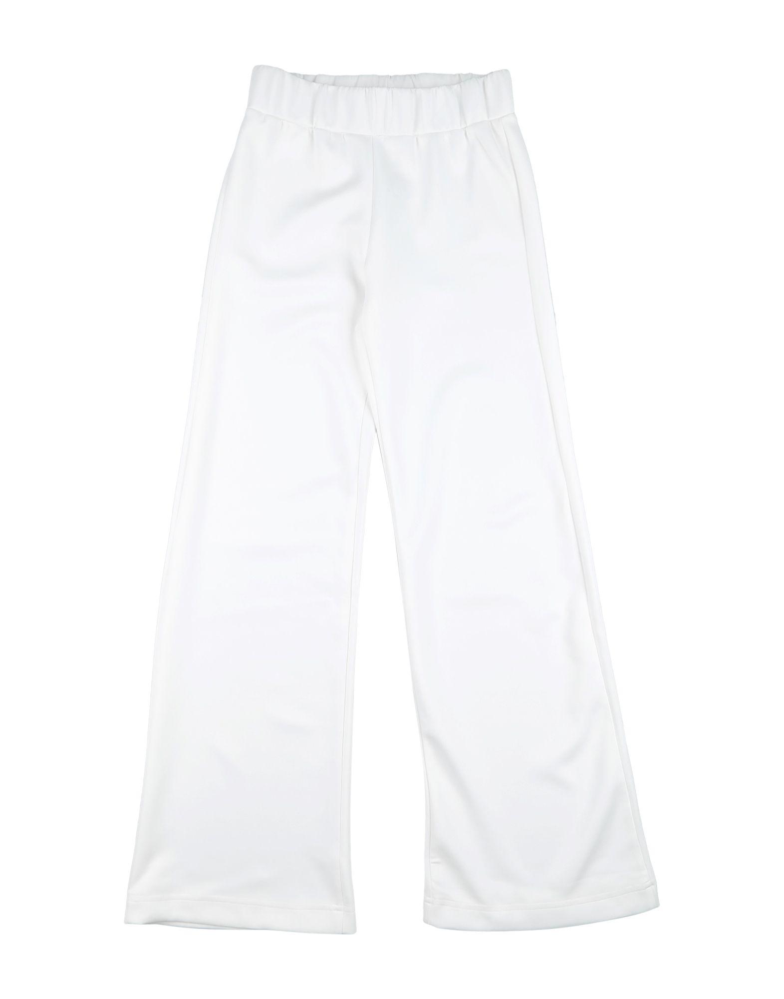 Alice Pi. Kids' Casual Pants In White