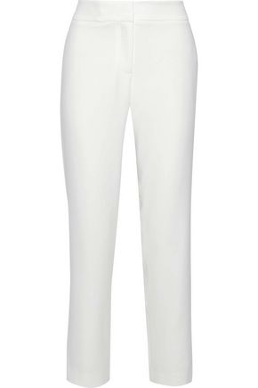 IRIS & INK Madison cady straight-leg pants