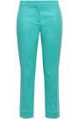 EMILIO PUCCI Cotton-blend slim-leg pants