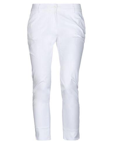 Купить Повседневные брюки от MOUCHE белого цвета