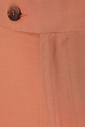 IRIS & INK Remmi crepe wide-leg pants