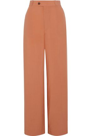 IRIS & INK Remmi crepe wide-leg pants