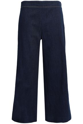 ADAM LIPPES Denim culottes