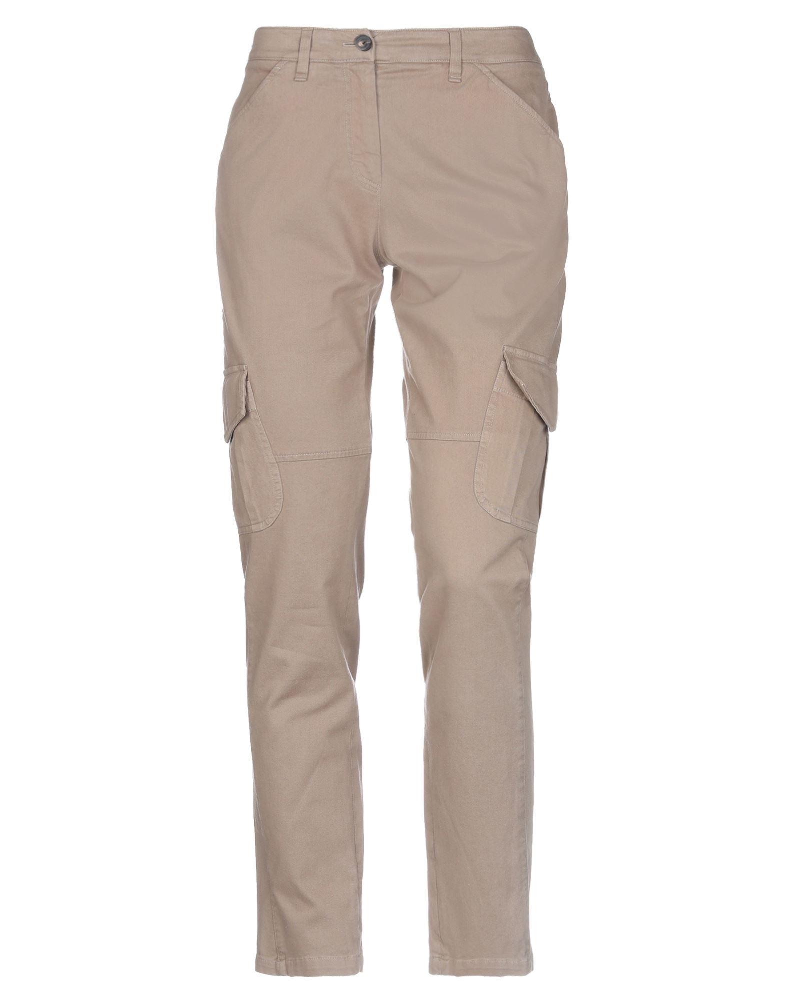 LORENA ANTONIAZZI Повседневные брюки lorena antoniazzi белые хлопковые брюки