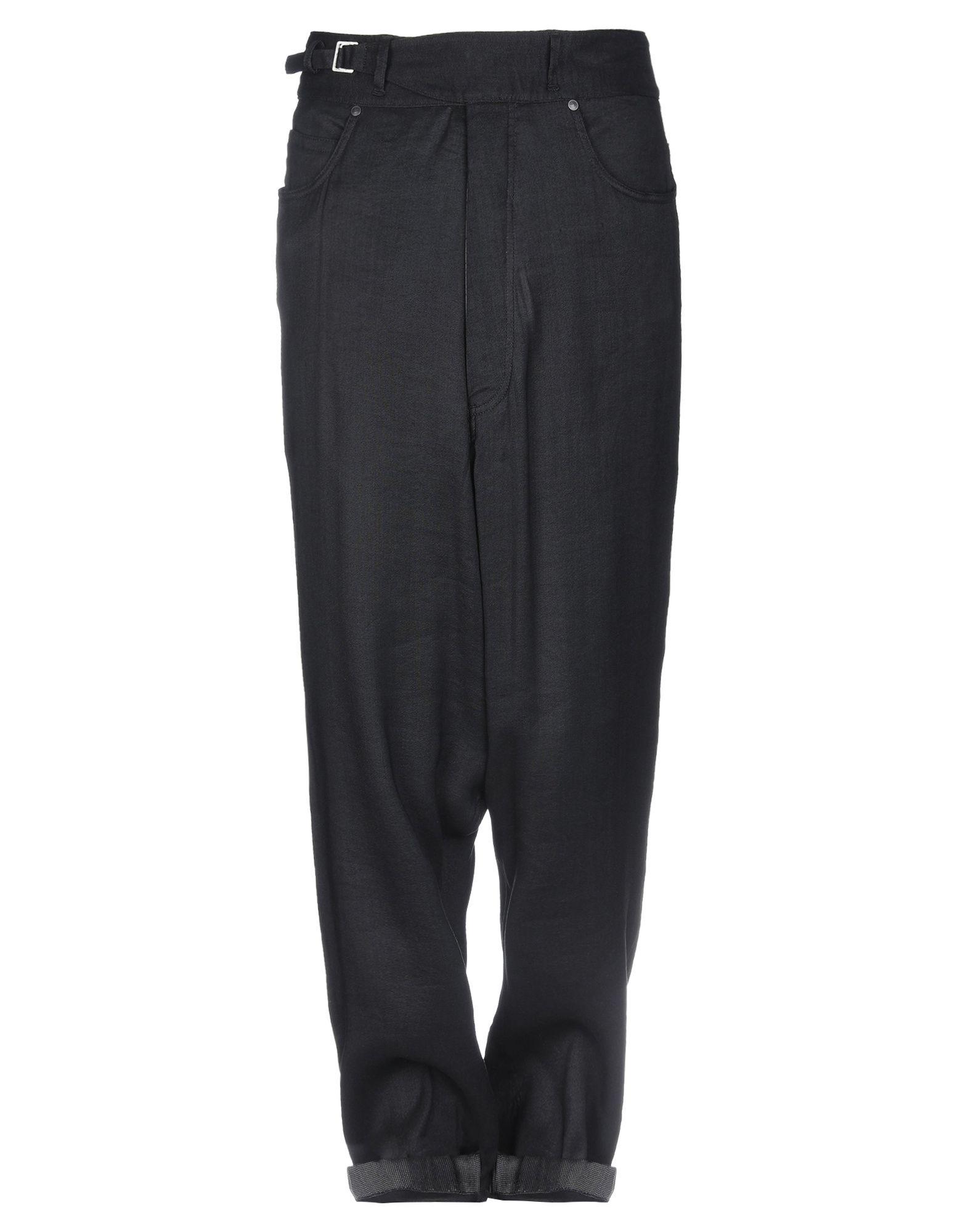 JOHN GALLIANO Повседневные брюки брюки john galliano kids брюки