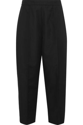 MARNI Wool-twill straight-leg pants