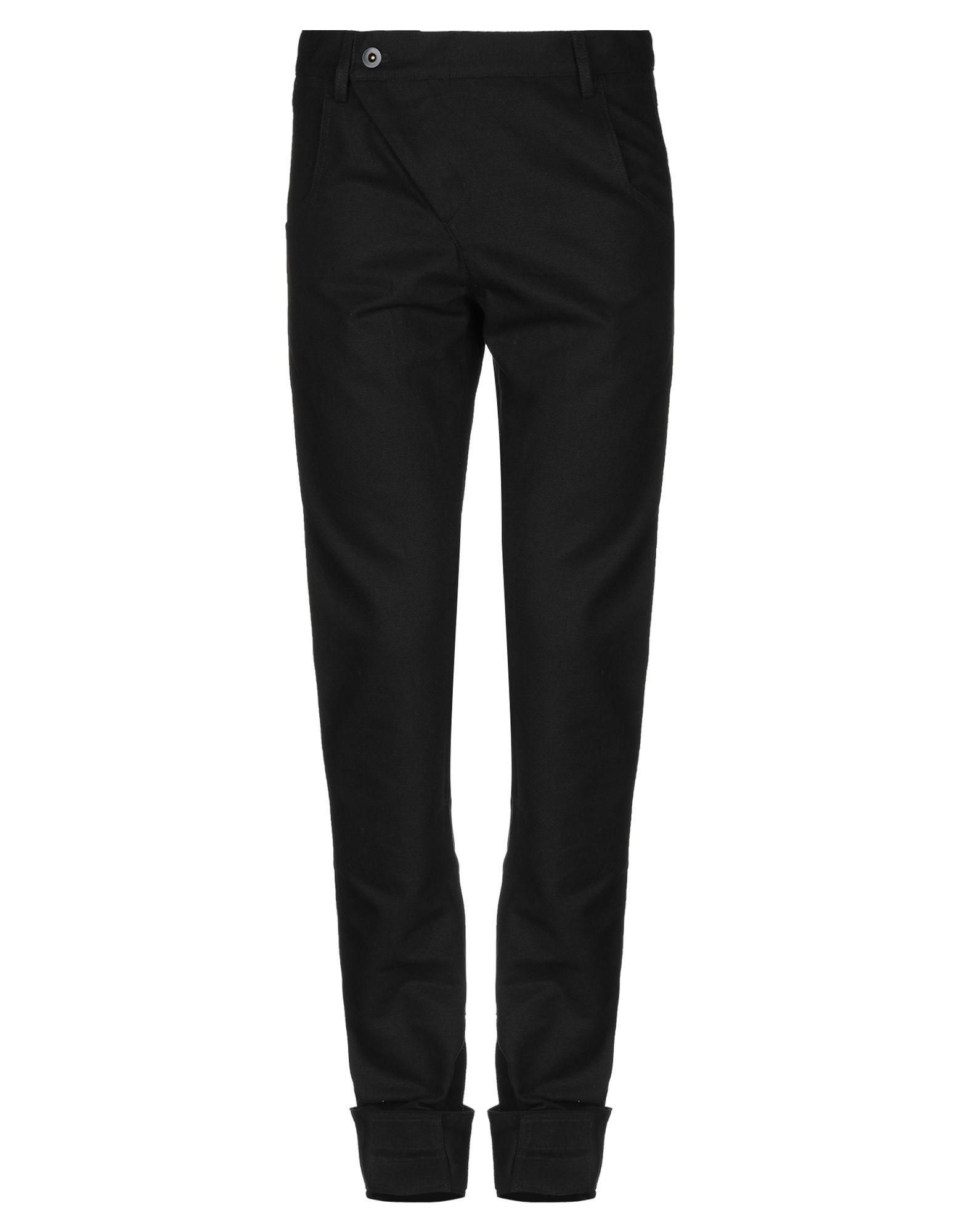 《送料無料》D.GNAK by KANG.D メンズ パンツ ブラック 32 コットン 100%