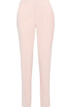 ADEAM Wool-blend slim-leg pants