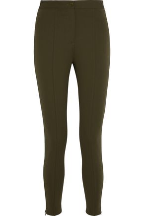 ALTUZARRA Buddy stretch-crepe leggings
