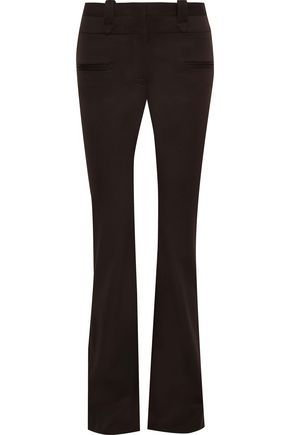 ALTUZARRA Wool-blend twill flared pants