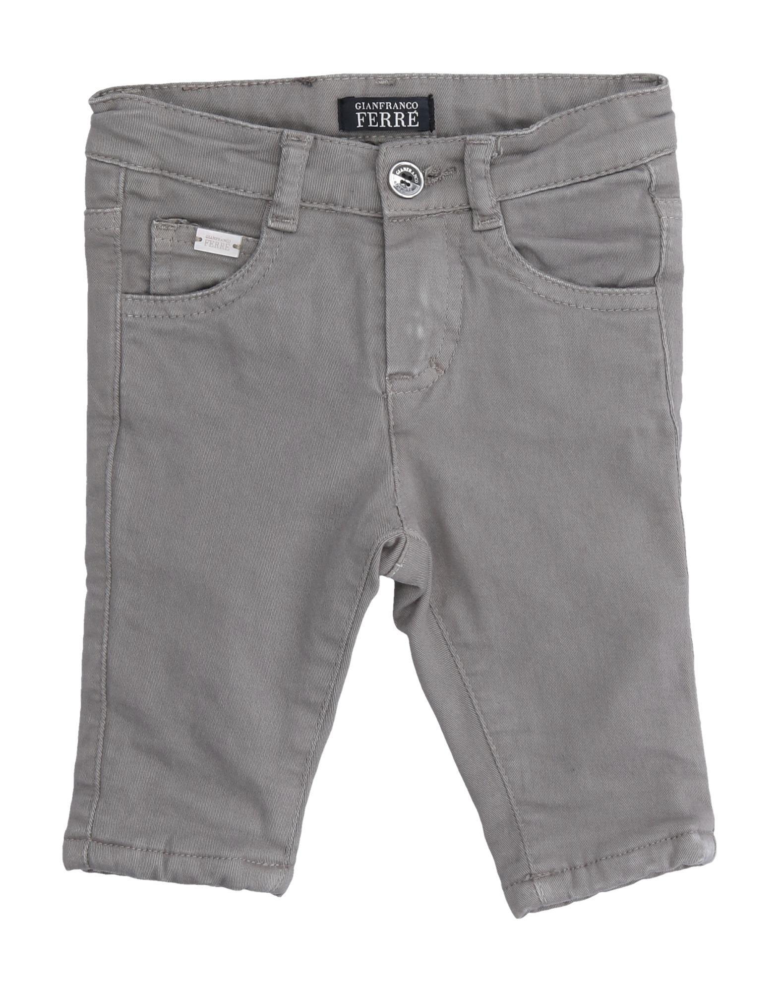 Gianfranco Ferre Kids' Casual Pants In Gray