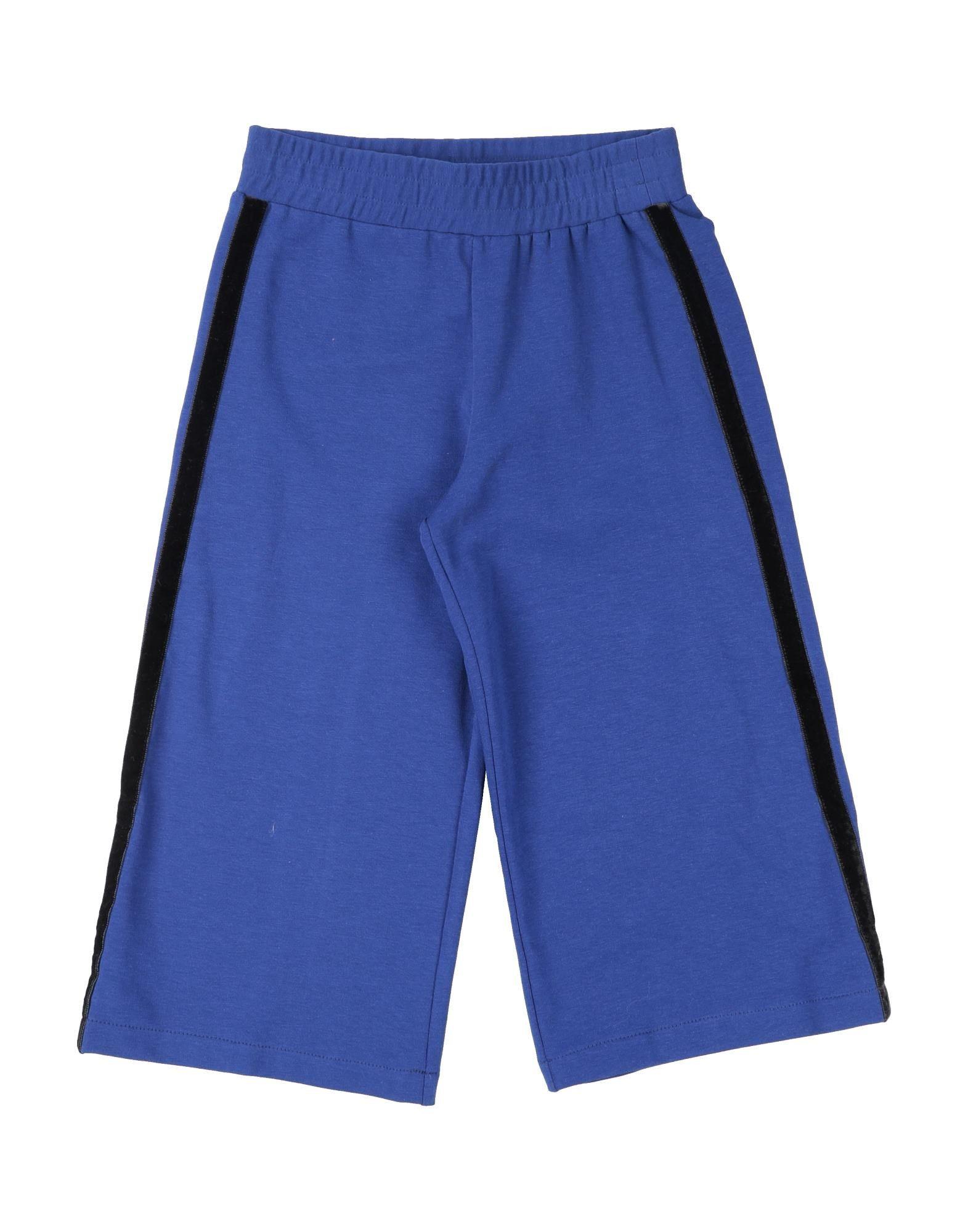 T-love Kids' Casual Pants In Blue