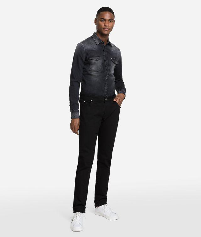Karl Lagerfeld - Jean coupe slim - 1